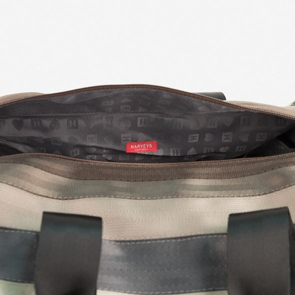 Large Duffle Treecycle Bag