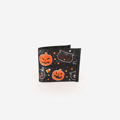 Billfold Trick or Treat Front