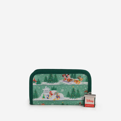 Classic Wallet Disney Winter Wonderland Front