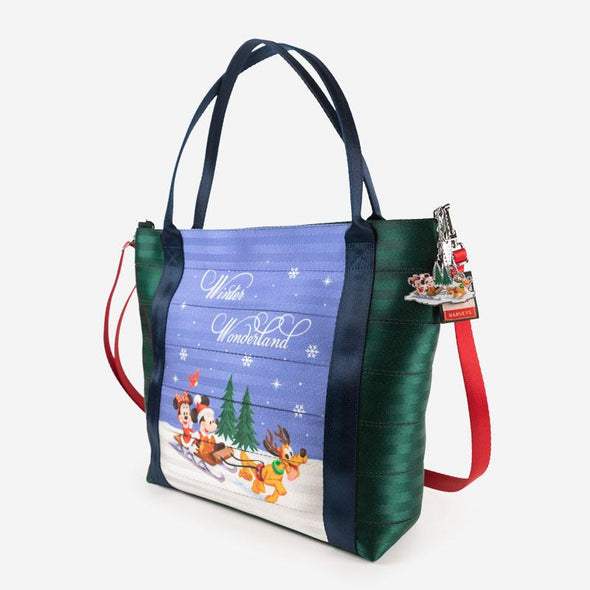 Poster Tote Disney Winter Wonderland Side