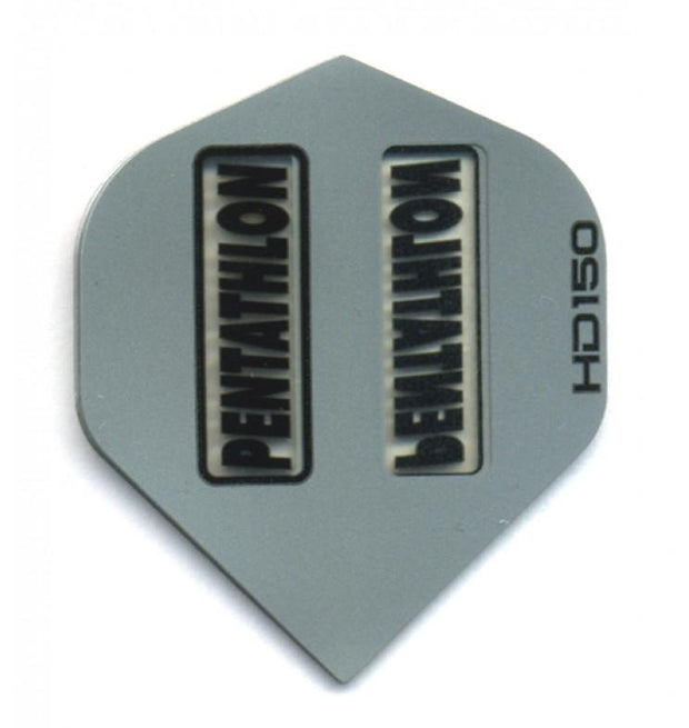 Pentathlon HD150 Silver Dart Flights Extra Thick