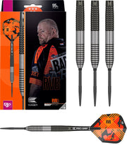 Raymond van Barneveld RVB95 G3 95% Tungsten Swiss Point Steel Tip Darts By Target