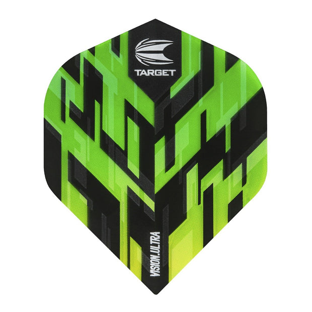 Sierra Vision Ultra Green No2 Dart Flights by Target