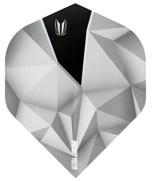 Shard Ultra Chrome Artic No2 Dart Flights by Target