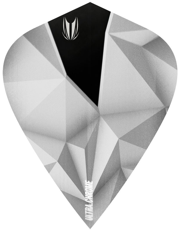 Shard Ultra Chrome Artic Kite Dart Flights by Target