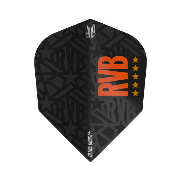 Raymond van Barneveld G2 No6 Ultra Ghost + Dart Flights