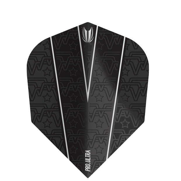 Rob Cross Voltage Pro 100 Ten-X Vision Ultra Black Dart Flights