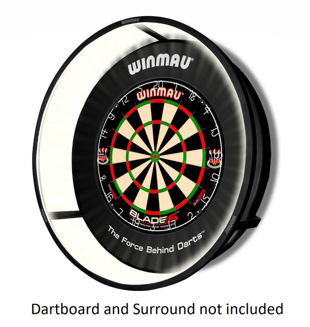 Winmau Plasma LED Dartboard Lighting System