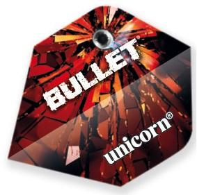 Unicorn Core 75 Bullet Dart Flights