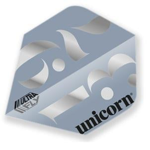 Unicorn Silver Origins Ultrafly Big Wing Dart Flights