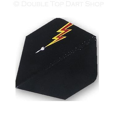 Unicorn Core 75 Lightning Bolt Dart Flights