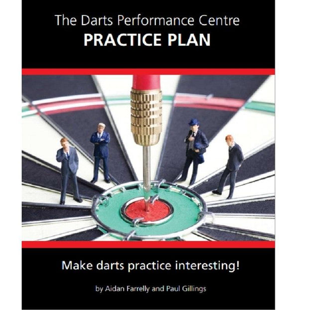 Practice Plans by Performance Darts