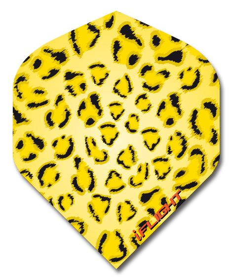 iFlight Yellow Leopard Dart Flights 100 Micron