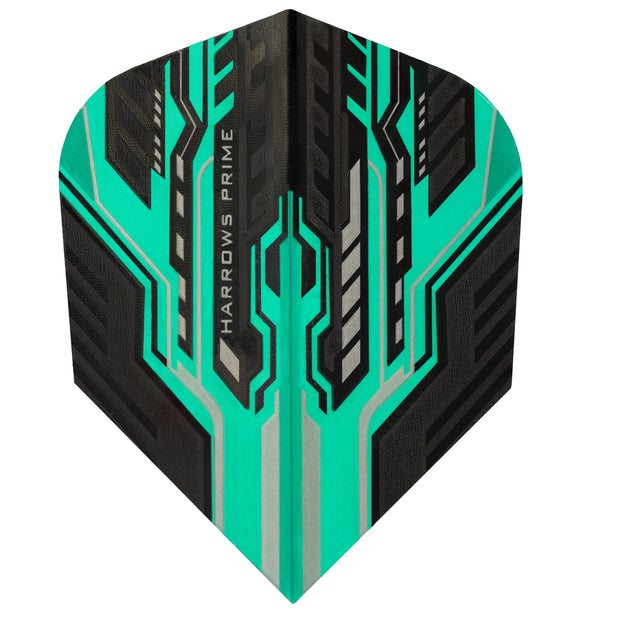 Harrows Prime Jade Oracle Dart Flights