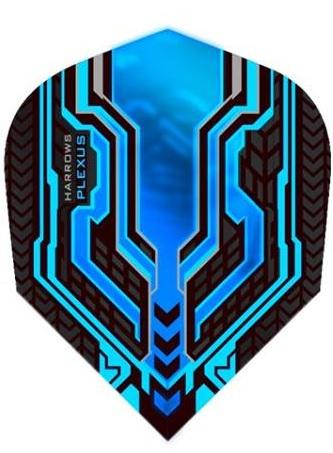Harrows Plexus Aqua Dart Flights