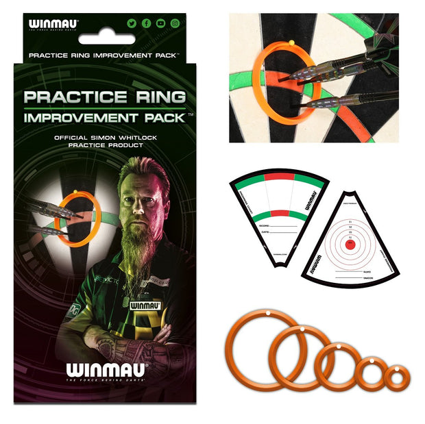 Winmau Darts Simon Whitlock Practice Rings