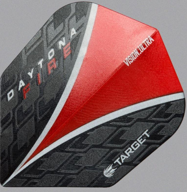 Daytona Fire Vision Ultra No6 Dart Flights by Target