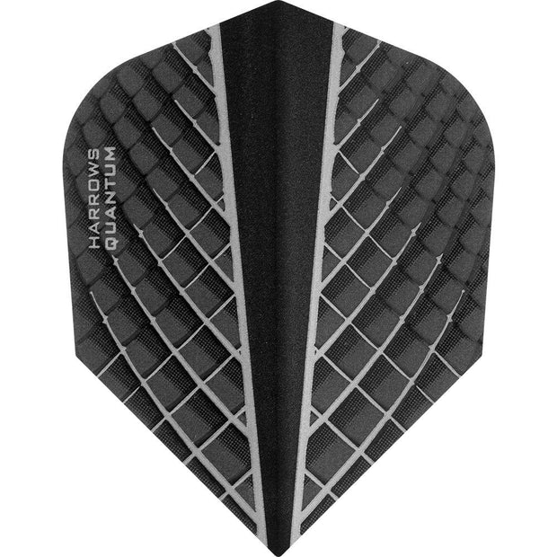 Harrows Quantum-X Black Dart Flights