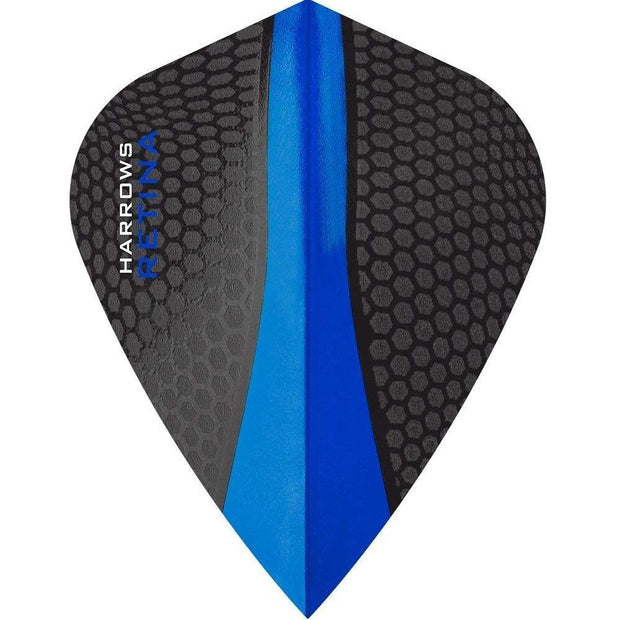 Harrows Retina Kite Dark Blue Dart Flights