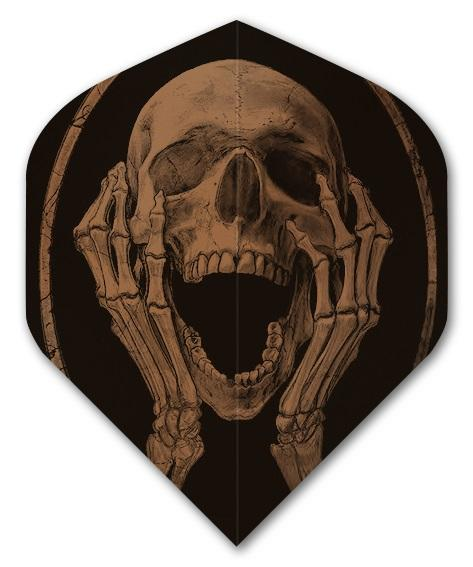 ALCHEMY The Scream 100 Micron Dart Flights
