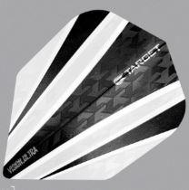 Pro 100 Vision Ultra Solid White 4 Sail Dart Flights