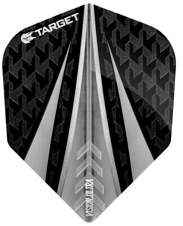 Target Pro 100 Vision Ultra Clear 3 Fin Dart Flights