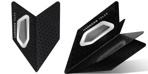 Harrows Velos Smokey Dart Flights