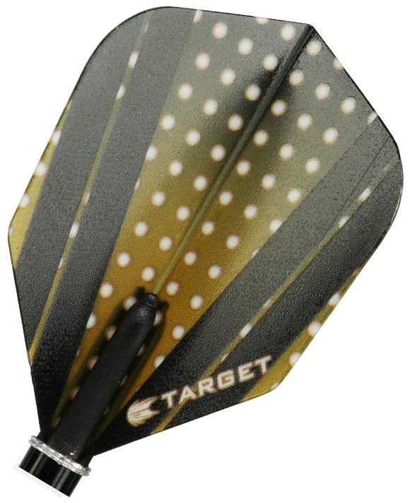 Target Pro 100 Vision Precision Distinction Dart Flights