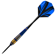 Harrows Vivid Blue Brass Steel Tip Darts