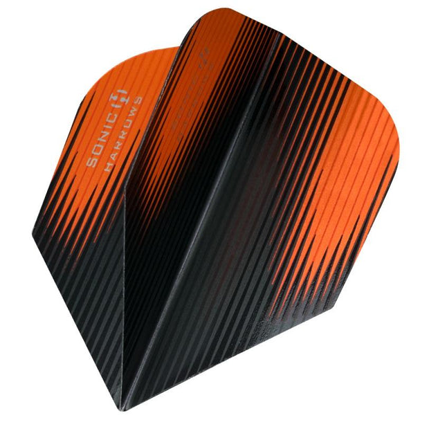 Harrows Sonic-X Standard Orange Dart Flights