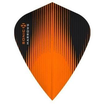 Harrows Sonic Kite Orange Dart Flights