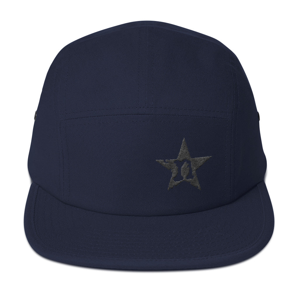 The Nixons Star Logo Official Merch - 5 Panel Camper Hat