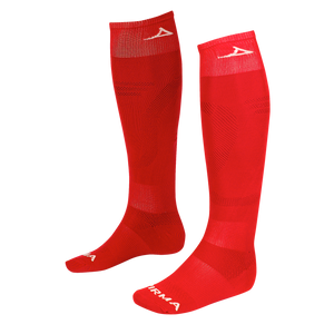 Red Pirma socks