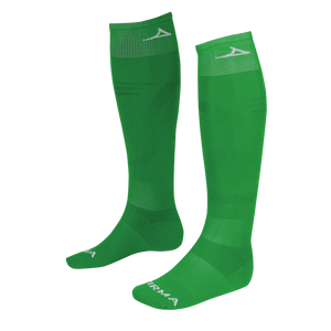 Green/White Pirma sock