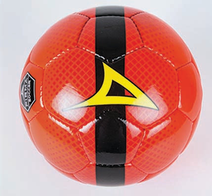 52013 Pirma Soccer Ball - Orange