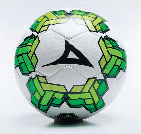 52023 Pirma Soccer Ball - White/Green