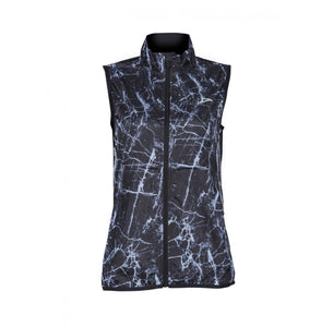 59190 Women's Light Wind Vest - Black