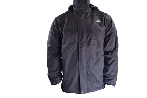 7385 Men's Soccer Jacket - Black