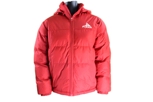 7393 Men's Winter Jacket - Red