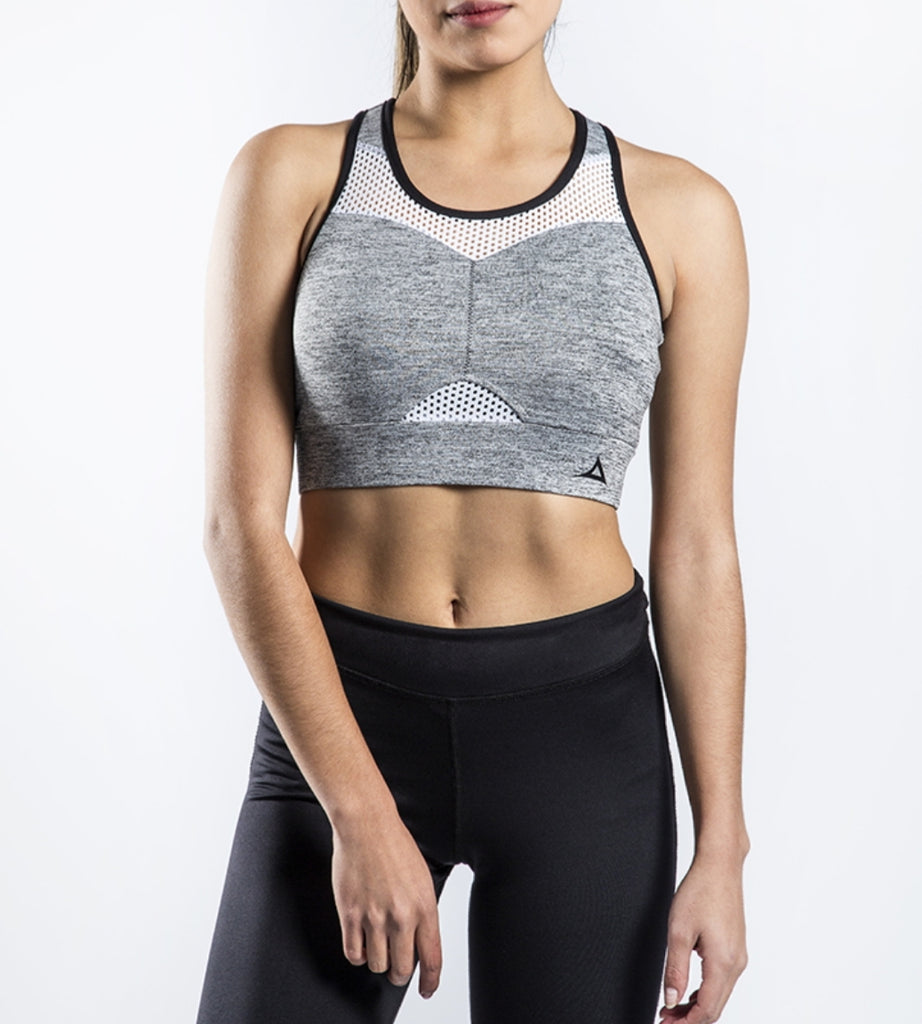83018 Women's Sport Top - Gray