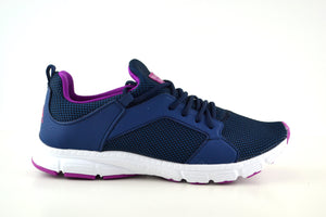 4509 Navy/Purple Women Shoes