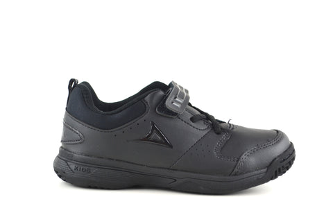 7001 Black Boys Shoes