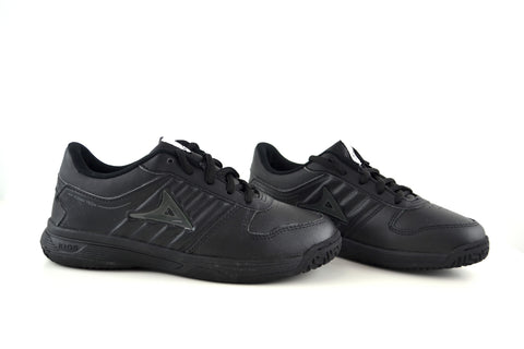 Image of 7001 Black Boys Shoes
