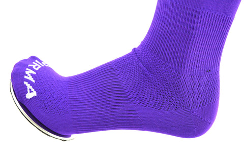 Purple Pirma Socks