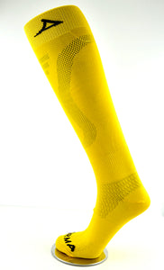 Yellow Pirma Socks