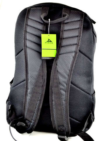 68173 Soccer Backpack Black