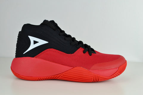 Image of 2005 Black/ Red Basketball Men Shoes