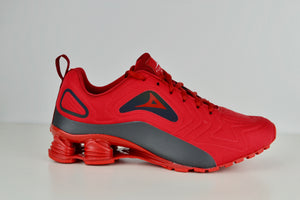 4015 Red Running Men Shoes