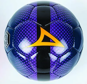 52013 Pirma Soccer Ball -  Purple