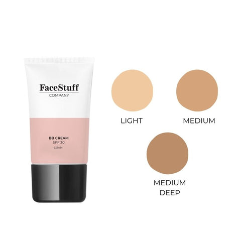 FaceStuff Co Cruelty Free BB Cream